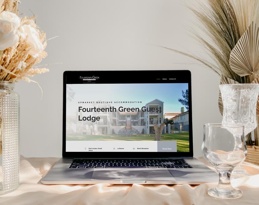 Fourteenth-Green Guest Lodge